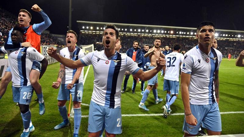 Lazio take on Atalanta on Wednesday night