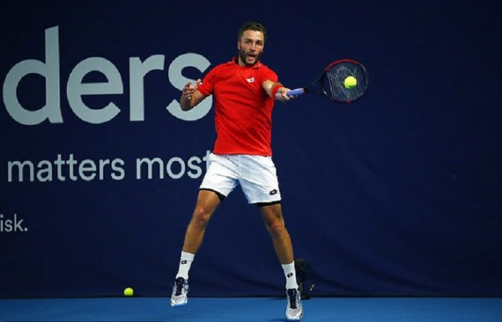 British Tennis Player
