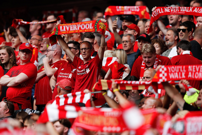 English football fans 'could be back' in stadiums in September