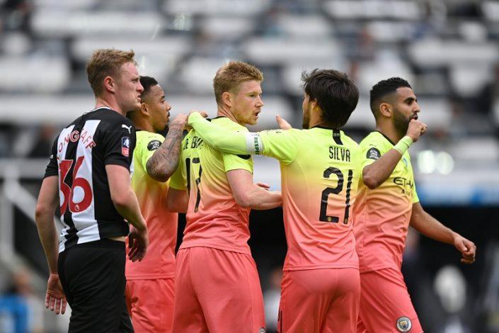 City beat Newcastle