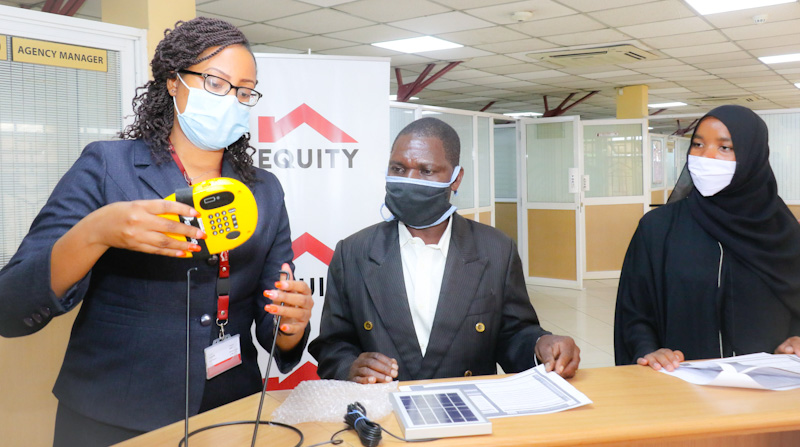 Equity Group Foundation and Mastercard Foundation Ensure Wings to Fly and Elimu Scholars Continue their Education