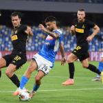Napoli 1- Inter 1 (2-1 agg): Napoli to face Juventus in Coppa Italia Final