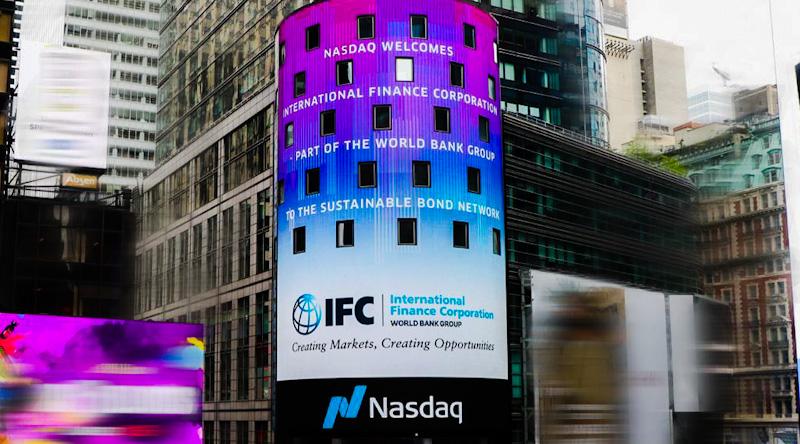 AfDB, IFC Bonds Added toNasdaq Sustainable Bond Network