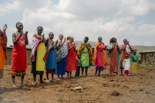 Kenya's Nashulai Maasai ConservancyAwarded UN prize for Environmental Conservation