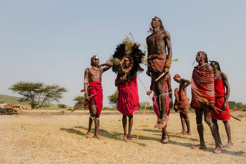 Nashulai Maasai Conservancy, the first indigenous-owned and managed conservancies in East Africa