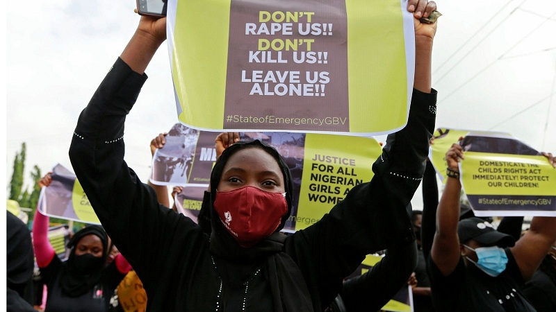 Nigeria has been rocked by a spate of sexual violence on women