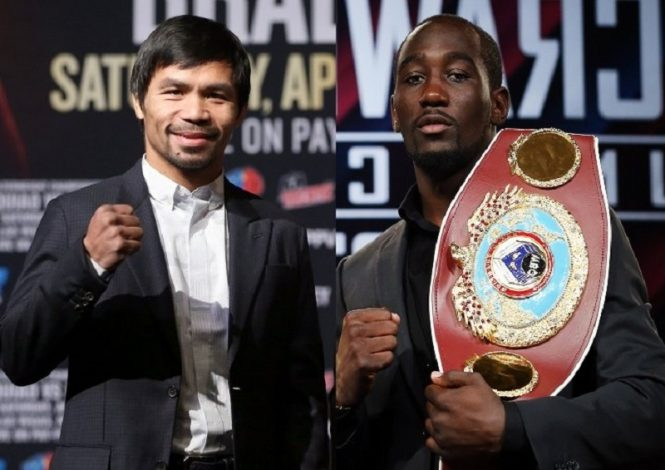 Boxing: Pacquiao could face undefeated Crawford this year