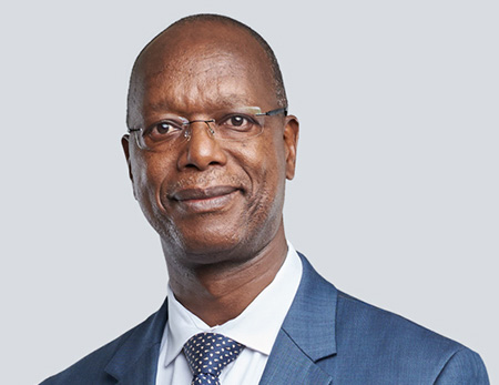 Prof Macharia Takes Over as Equity Group Chairman Replacing David Ansel