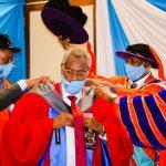 Prof. Kiama Installed 8th Vice-Chancellor of University of Nairobi