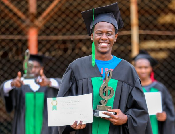 Thirty Students Graduate from Safaricom Youth Orchestra