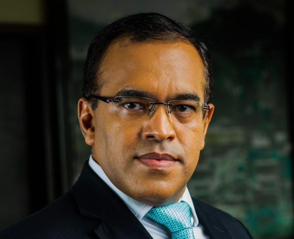 Safaricom CFO, Sateesh Kamath Appointed Chief Financial Officer Vodafone Business