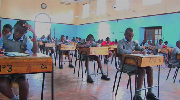 KCPE and KCSE candidates likely to sit exams NEXT YEAR
