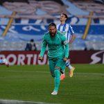 La Liga: Karim Benzema and Sergio Ramos on target as Real Madrid go top of the La Liga Table