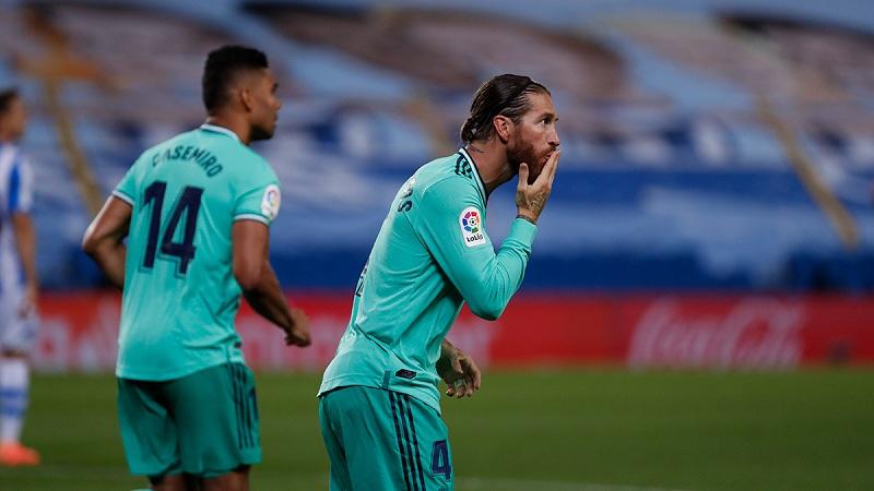 Real Sociedad 1 - Madrid 2