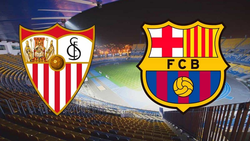Barcelona look to extend their lead in La Liga with a tricky trip to Sevilla