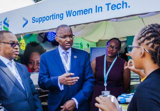 @iBizAfrica, Stanchart Inject KES 1 Million Into Kenya Women-Led Tech Startups