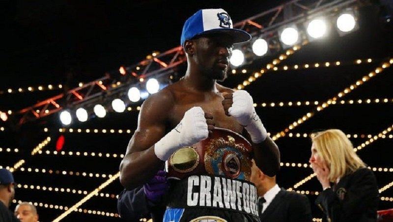 Terence  Crawford is an Undefeated Boxer