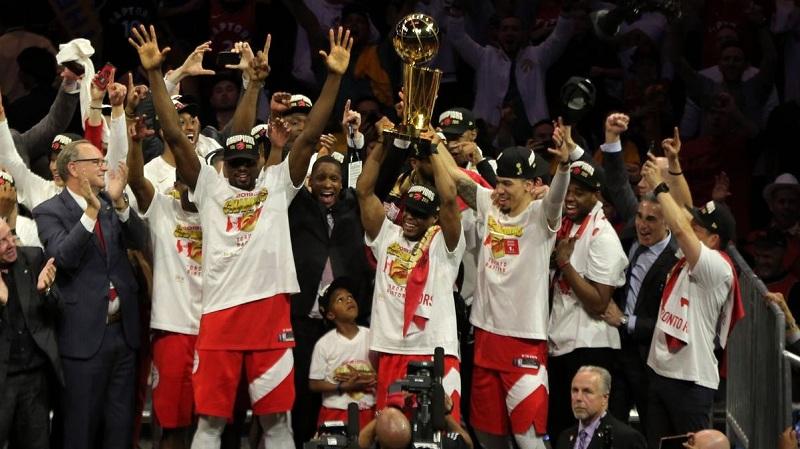 Raptors beat Warriors to win the 2019 NBA Finals