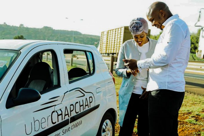 Uber, has introduced 'Uber Cash' in Kenya, Uganda, Tanzania, South Africa, Nigeria, Ghana and Ivory Coast to promote cashless transactions