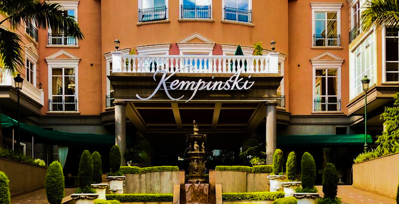 Nairobi's Villa Rosa Kempinski Reopens with Staycation Package