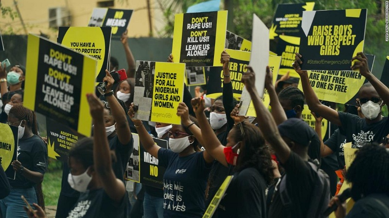 Nigerian Council of Governors have agreed to declare a state of emergency on rape.