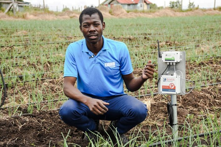 Twiga Foods to Improve Operations and Increase Production through Smart Farming