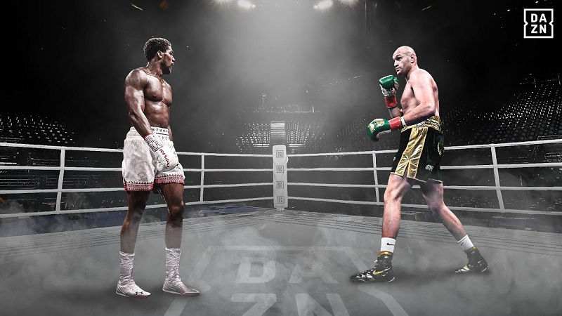 Boxing: Former Champion Bernard Hopkins believes AJ has the edge to beat Fury