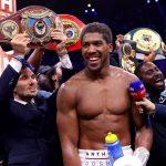 Boxing: Anthony Joshua to fight Oleksandr Usyk in September