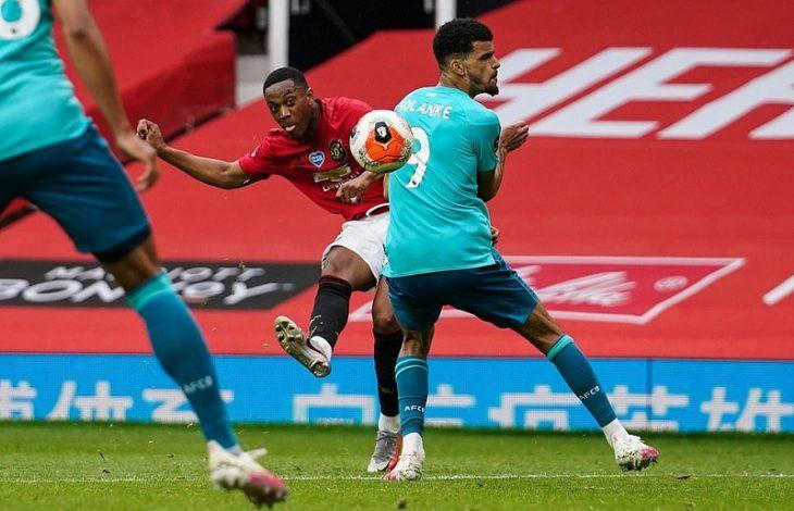 United 5 - Bournemouth 2