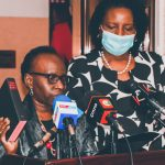 Nancy Gathungu Sworn in as New Auditor General