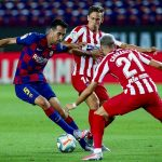 La Liga: Barcelona held by Atletico Madrid as they lose ground to race to title
