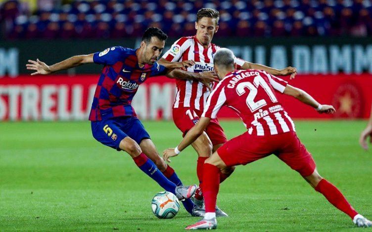 Barcelona 2 - Atleti 2