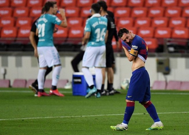 Lionel Messi SLAMS Barcelona's tactics as loss hands title to Real Madrid
