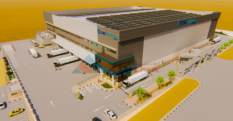Tatu City, Cold Solutions Invests KSh7.5 billion to Construct Temperature Controlled Warehouses