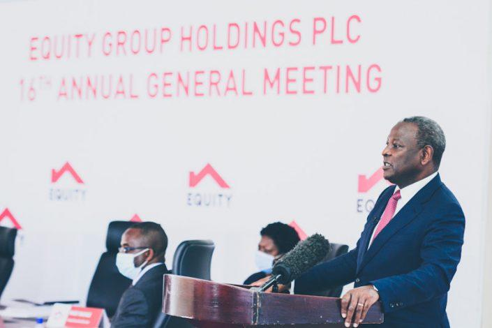 Equity Group Holdings Hits KSh1trillion Balance Sheet Mark