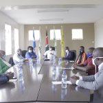 KPL Return: FKF President Nick Mwendwa Holds Meetings on Football Project Restart