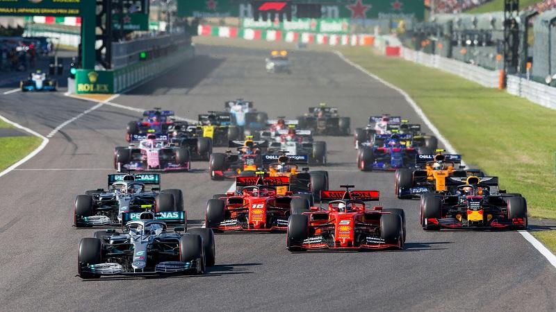F1 Hungarian Prix