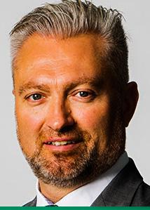 Gerhard Zeelie; Head of Property Finance Africa: Nedbank CIB