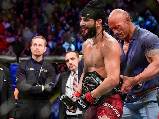 UFC confirm that Jorge Masvidal will fight Kamaru Usman at UFC 251.