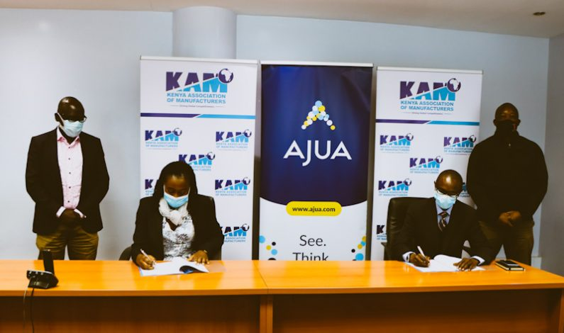 KAM, Ajua partner to promote market linkages for local industries