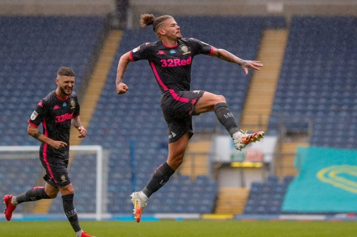 Leeds edge closer to return to Premier League with win over Blackburn