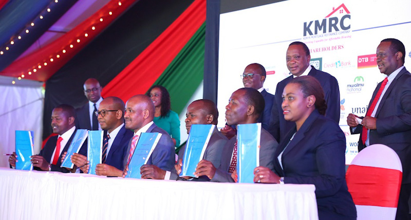 Kenya Mortgage Refinance Company LICENSED