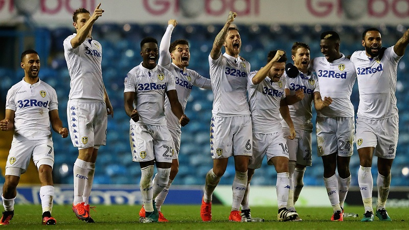 THEY ARE BACK! Leeds make return to Premier League