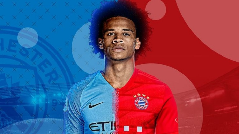 City winger to join Bayern