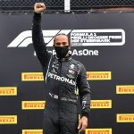 F1: Lewis Hamilton's win at Spanish Grand Prix puts him ahead of Michael Schumacher with 156 top-three finishes