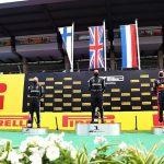 F1: Lewis Hamilton dominates Styrian Grand Prix then performs Black Power salute on podium