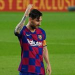 SHOCK as Lionel Messi hands in transfer request to Barcelona