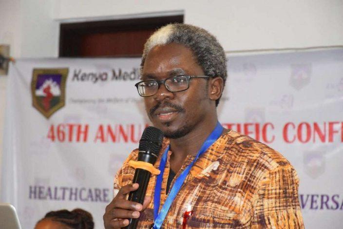Aga Khan University appoints Lukoye Atwoli new dean
