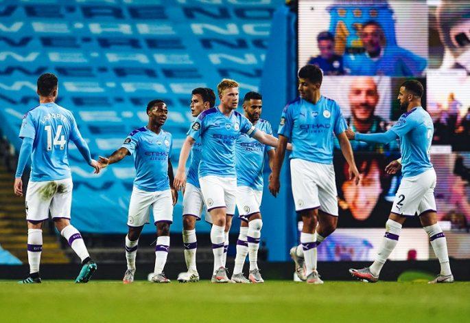 ManCity 4 - Liverpool 0