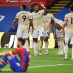 VAR Controversy as Manchester United beat Crystal Palace
